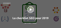 Hugo Scott en webinar chez SEMrush